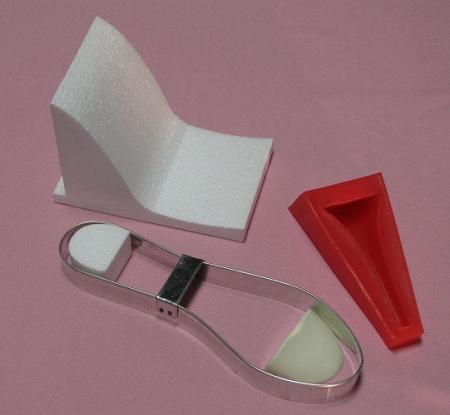 high heel shoe kit 5 inch 2
