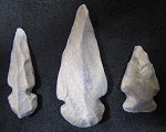 Arrowhead Set of 3 By Sugar Delites