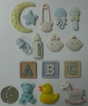 Baby Assortment Set of 15