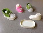 Baby Shoe Former Kit 3 Styles