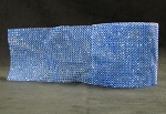Bling - Blue Rhinestone 1 Yard