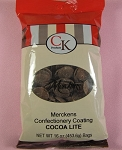 Cocoa Lite Merckens Chocolate Candy Melts 1 lb.