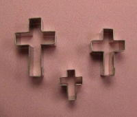 Cross Traditional Set of 3 By Sugar Delites