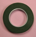 Floral Tape: 1/2 Inch Hamilworth DARK GREEN