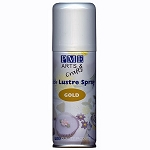 Luster Spray Gold 100 ML PME