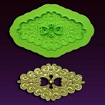 Brooch Enchanting Mold