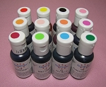 AmeriColor Gel Paste Kit-12 Pack, .75 oz.
