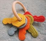 Baby Teether Keys