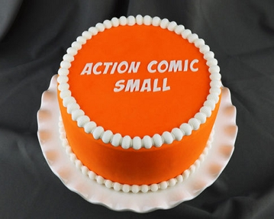 Flexabet Action Comic Small Letters