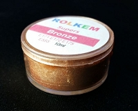 Bronze Metallic Super Dust By Rolkem