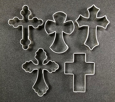 Cross Set of 5