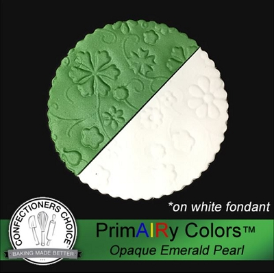 Emerald Pearl Opaque Airbrush Color 125 ml By PrimAIRy Colors