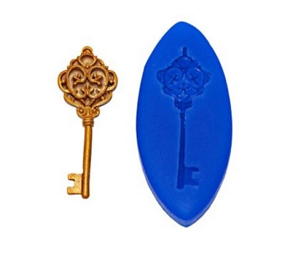 Key Mold Filigree Design