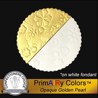 Golden Pearl Opaque Airbrush Color 125 ml By PrimAIRy Colors
