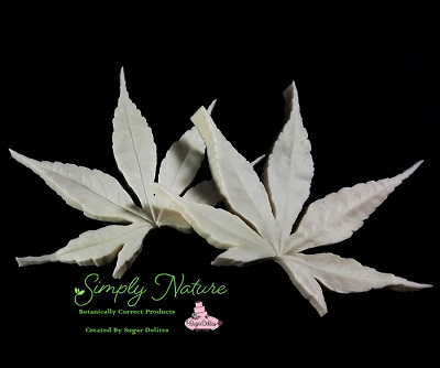 Japanese Maple Leaf Veiner XL By Simply Nature Botanically Correct Products