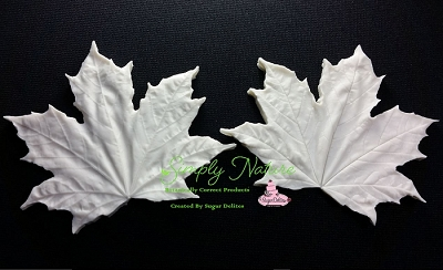 Maple Leaf Botanically Correct Veiner Large By Simply Nature