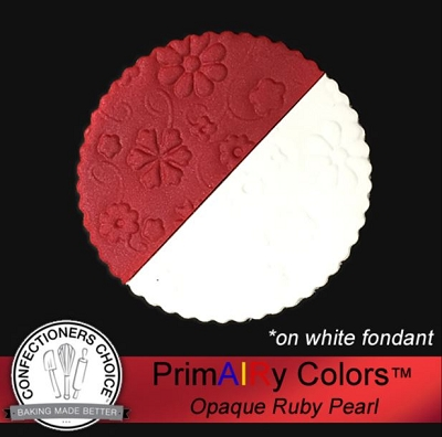 Ruby Pearl Opaque Airbrush Color 125 ml By PrimAIRy Colors