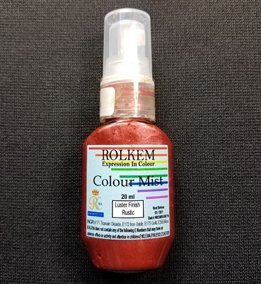 Rustic Luster Color Mist 20 ML By Rolkem