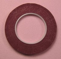 Floral Tape: 1/4 Inch WINE Hamilworth