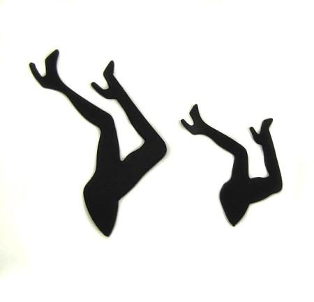 Burlesque Leg Set By Jennifer Dontz