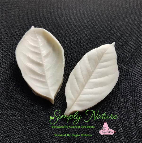Northern Magnolia Leaf Veiner Medium By Simply Nature Botanically Correct Products