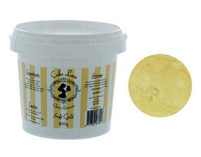 Pearlised Gold Cake Lace G By Claire Bowman Reviews