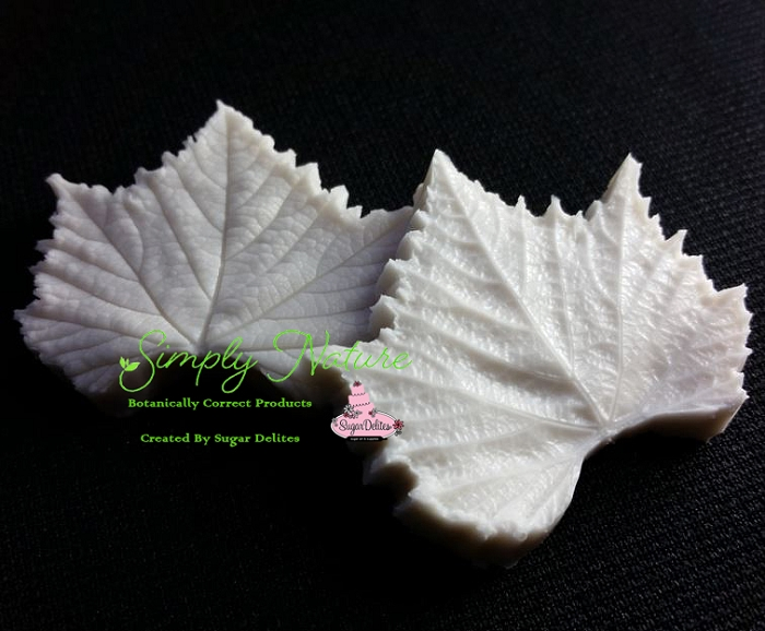 Grape Leaf Veiner Small By Simply Nature Botanically Correct Products