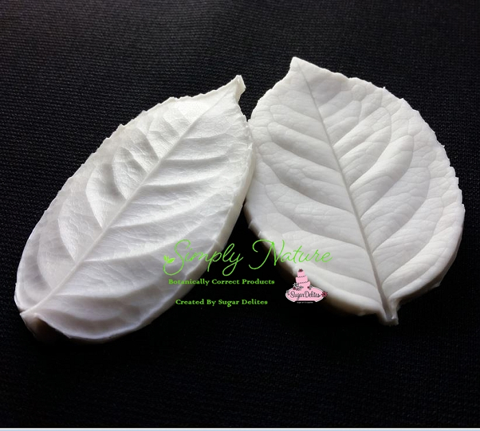 Rose Leaf Veiner Large By Simply Nature Botanically Correct Products