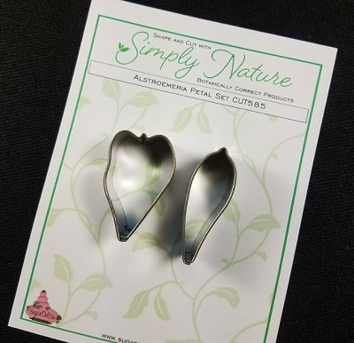 Alstroemeria Petal Cutter Set By Simply Nature Botanically Correct Products®