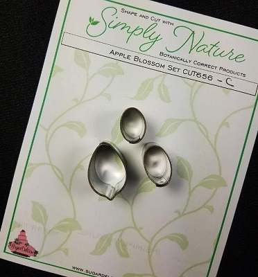 Apple Blossom Cutter Set By Simply Nature Botanically Correct Products®