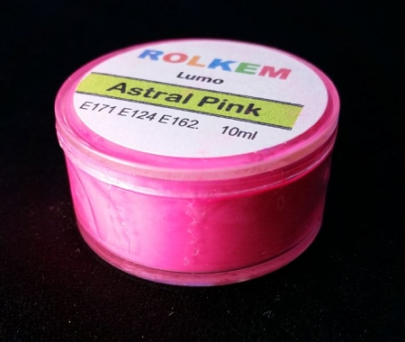 Astral Pink Lumo Concentrated Petal Dust By Rolkem