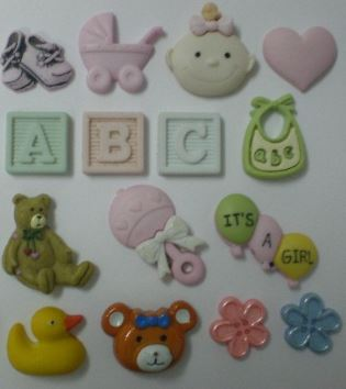 Baby Assortment Set of 15 #2