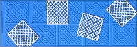Billows 3D Lace Mat