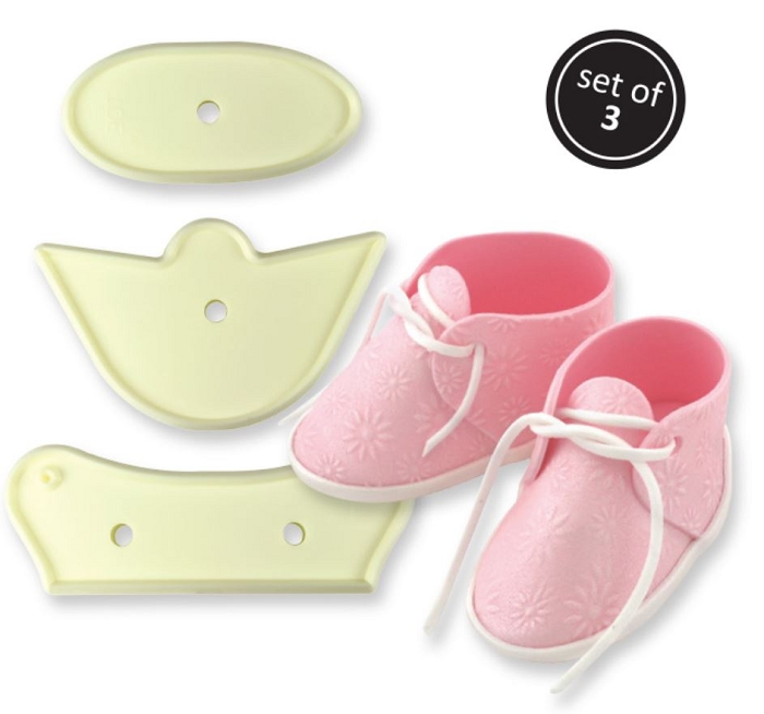 Baby Bootee Medium By JEM