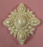 Brooch Diamond Fancy By Sugar Delites