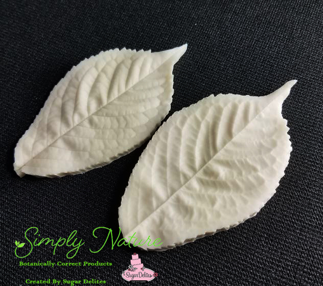 Cherry Leaf Veiner Large By Simply Nature Botanically Correct Products®