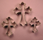 Cross Gothic Set of 3