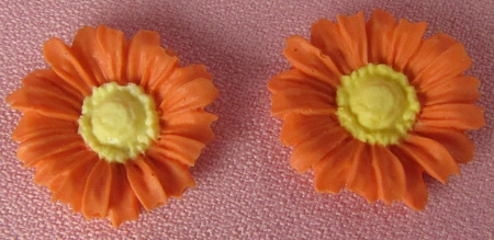 Daisy 3D Pair By Sugar Delites