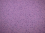 Damask Filigree Impression Mat XL