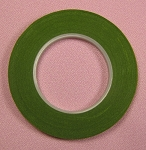Floral Tape: 1/4 Inch  NILE GREEN Hamilworth
