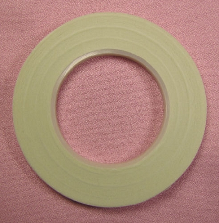 Floral Tape: 1/4 Inch WHITE Hamilworth