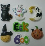 Halloween Set of 8