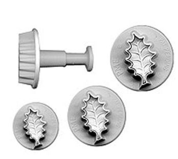 Holly Cutter Plungers Small Set of 3 PME