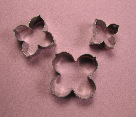 Hydrangea Cutter Set of 3 By Colette Peters