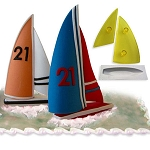 Sailboat Cutter Set JEM