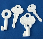 Key Set of 4 With Words