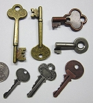 Key Set of 7