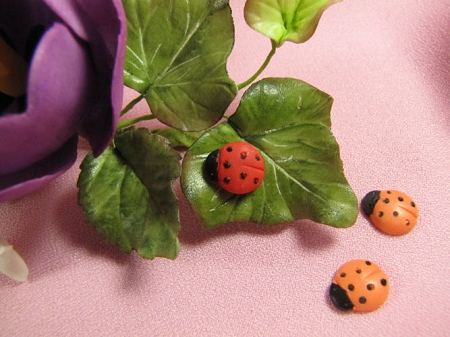 Lady Bugs By Sugar Delites