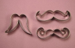 Mustache Set of 3 SD