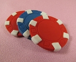 Poker Chips By Sugar Delites